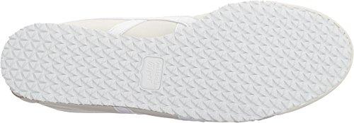Onitsuka Tiger Herren Mexiko 66 Fashion Sneaker Vaporous Grau / Weiß