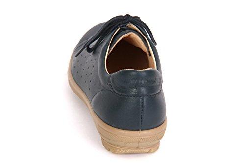84 8 pour ville Bleu 00821 Superfit femme à de Chaussures lacets 6ERdTxq