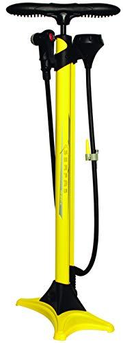 Serfas FP-200 Floor Pump, Yellow