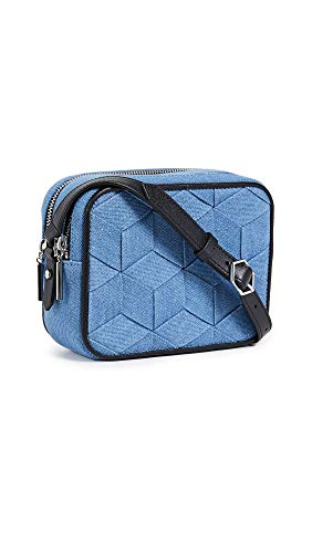 (Welden Women's Explorer Camera Bag, Denim, Blue, One Size)