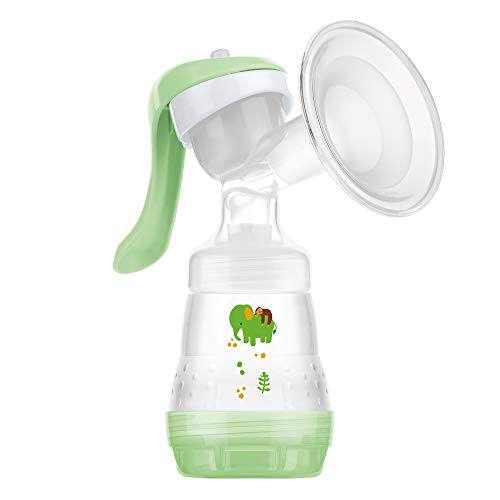 Why Should You Buy MAM Manual Breast Pump, Portable Breast Pump with Easy Start Anti-Colic Baby Bott...