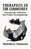 Therapists in the Community, Matthew Dumont, 1568214057