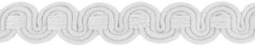 Farbauswahl Spitze Baumwolle Brokat M/öbelborte Dekoborte Mosel Avenue Art /& Gobelin Studio 12 m oder 25 m Posamentenborte 12 mm breit 12,0 m, Olive ab 0,79/€//m
