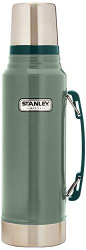 Green 10-01254-011 Vacuum Bottle 1.04l Stanley Classic (Stanley Classic Bottle Vacuum)