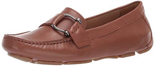 Naturalizer Women's NARA Shoe, Cognac, 6.5 W US