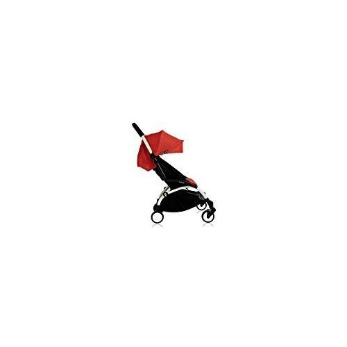 Babyzen YOYO+ Stroller, White/Red by Baby Zen (Image #1)