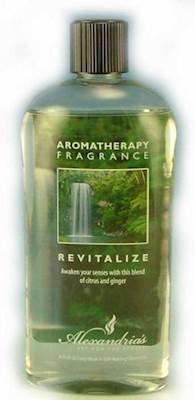 Alexandria Fragrance Lamp Oil Refills - 16oz - REVITALIZE (Fragrance Lamps Alexandria)