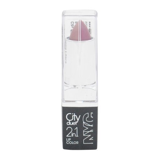 N.Y.C. CITY DUET 2 IN 1 LIP COLOR #427 THE EMPIRE LILACS by - Empire Shopping Mall 2