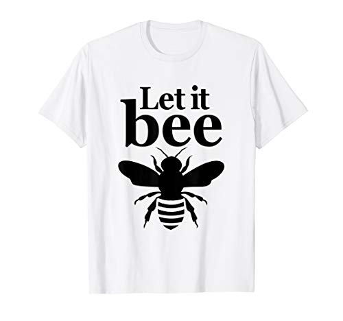 f54b7f59 Bees t-shirt the best Amazon price in SaveMoney.es