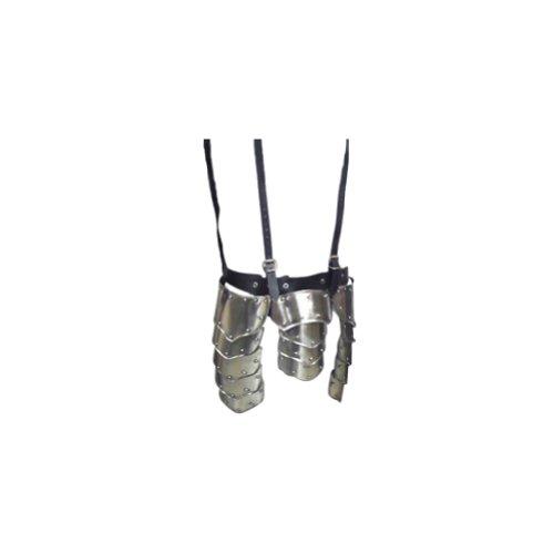 Armor Venue Warrior Tasset Belt - L/XL - Silver Armour by Armor Venue