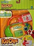 SESAME STREET KIDCLIPS MUSIC PLAYER