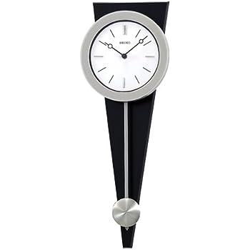 Amazon Com Seiko 23 Quot Modern Art Clock With Pendulum Home