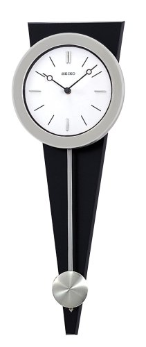 Seiko 23 Modern Art Clock with Pendulum