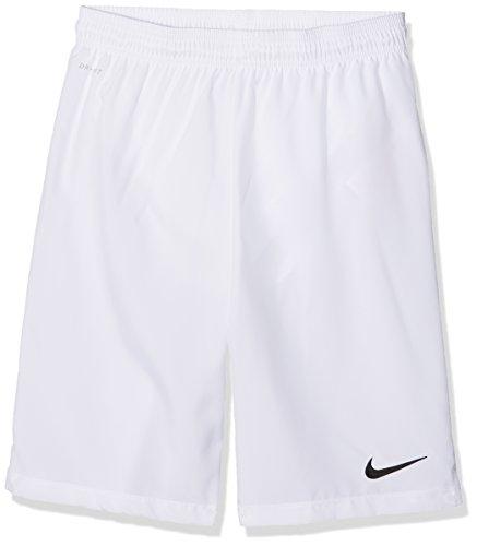 Iii Blanco white Nb Laser Yth Woven Enfant Negro Nike Short Court black Pantalon xwgqYxzZ
