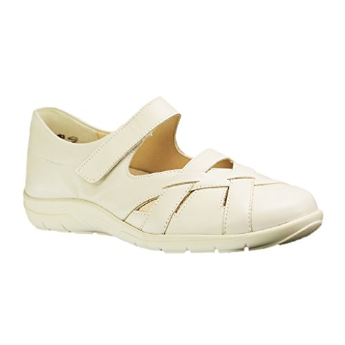 Semler - Bailarinas para mujer Beige - beige