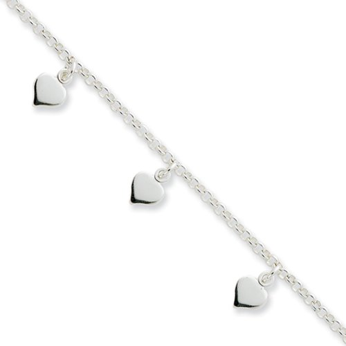 Black Bow Jewelry Sterling Sil