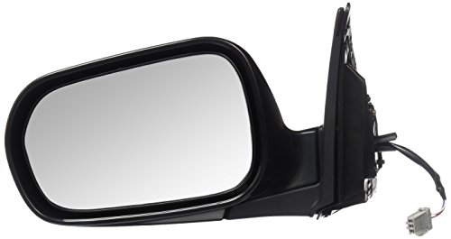 Depo 327-5401L3EB Non-Heated Mirror (ACURA RSX 02-03 POWER DRIVER SIDE PAINT TO MATCH)