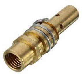 Difusor Gas Puerta Broca MB 15 Casquillo M8 Broca M6 para soldadura MIG MAG 180 A: Amazon.es: Deportes y aire libre