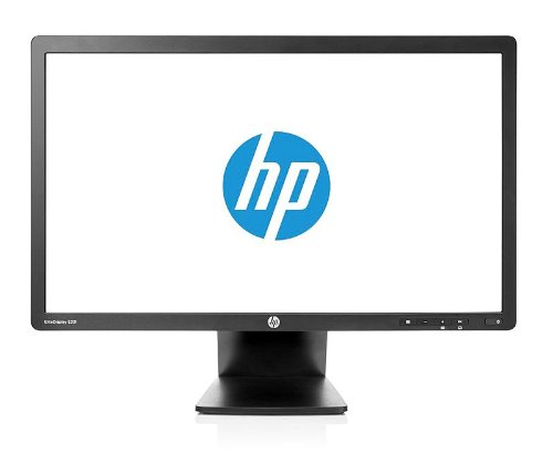 HP Smart Buy EliteDisplay E231 23-inch LED Backlit Monitor - Black