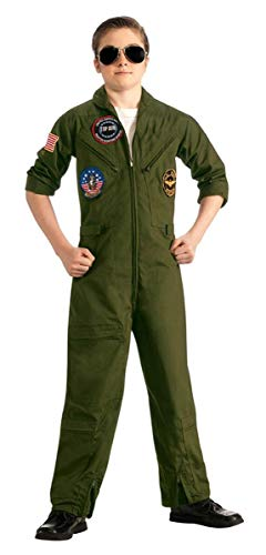 Top Gun, US Navy Flight Suit Costume, -