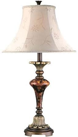 Amazon.com: Lite Fuente C4333 lámpara de mesa de la Savoir ...