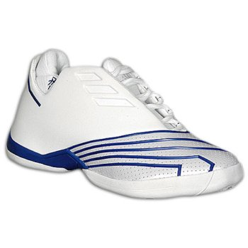 adidas Men's T-MAC 2 ( sz. 08.5, White/Royal )