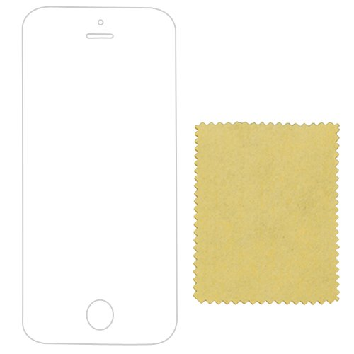 """Original THESMARTGUARD """"Spiegel"""" Schutzfolie (Vorderseite) für iPhone 5 / 5C / 5S"""