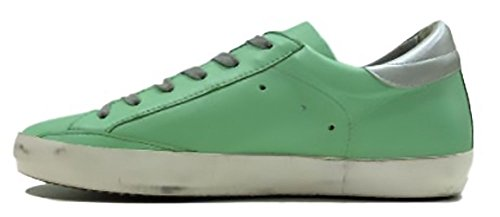Philippe Model Baskets pour Femme Vert Vert GKpWxZKwfd