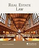 img - for Real Estate Law book / textbook / text book