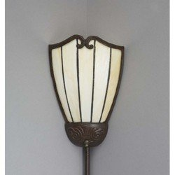 Liz Jordan 37220 Pin Up 1 Bulb Wall Sconce - Tannery Bronze -