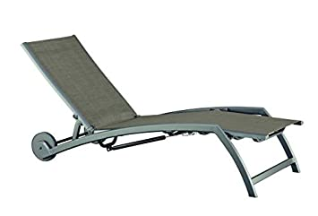 catalogue chaise longue kettler
