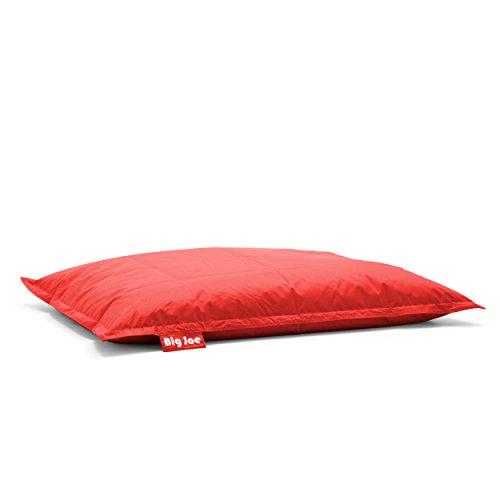 Amazon Com Big Joe Original Bean Bag Chair Flaming Red