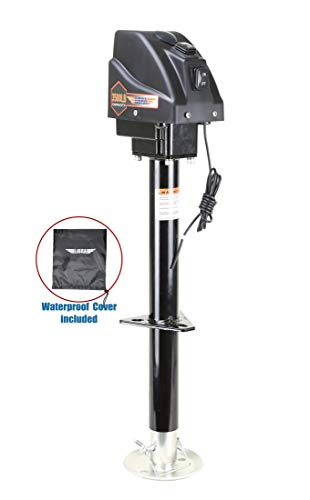 LIBRA New 3500lbs Electric Power A-Frame Tongue Jack for Trailer  Camper 26041