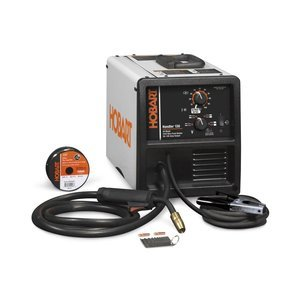 Hobart 500568 Handler 130 Welding Equipment, Silver/Orange/Black