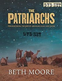 Beth Moore Teaching Series the Patriarchs: Encountering the God of Abraham, Isaac, and Jacob ()