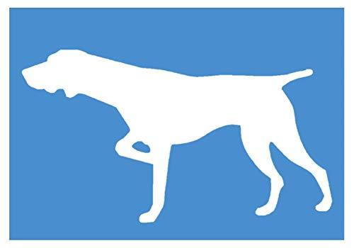 - EZ-STIK German Shorthaired PointerJ608 6 inch dog decal sticker