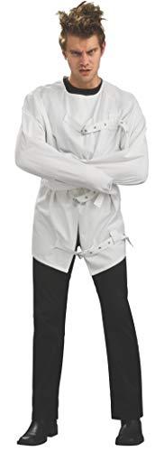 Rubie's Insane Asylum Straight Jacket Costume, Multicolor, Standard -