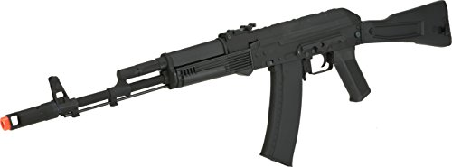 Evike - CYMA CM047C Full Metal AK74 with Side Folding Full Stock Airsoft AEG