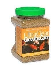 Ultra claro crecimiento y color flotante & Estanque Koi Peces alimentos 2litros