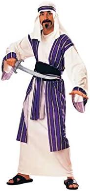 thematys® Disfraz de Aladdin Jeque sultán árabe para Hombre ...