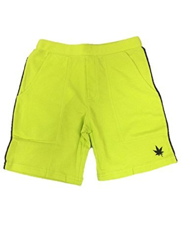 Boast Youth Lime Green Tennis Shorts (Large)