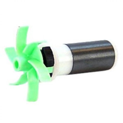 Fluval Magnetic Impeller - Fluval Magnetic Impeller w/Curved Fan Blades, (Original 404 series)