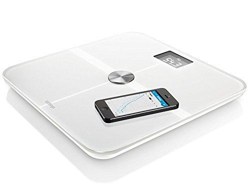 Withings WS-50 Smart Body Analyzer, (Wifi Scale White)