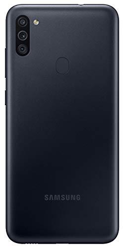 Samsung Galaxy M11 (Black)