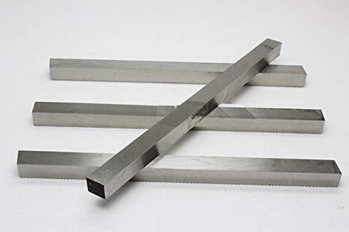 1 Set 2pcs HSS 12mm x 12mm x 200mm Square Lathe Tool Bit Boring Bar Fly Cutter HRC60