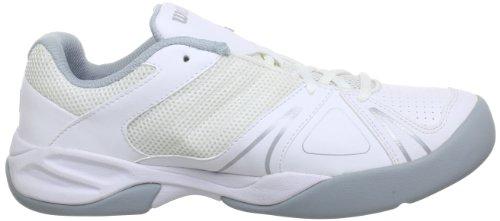 Wilson Wrs316950E050, Chaussures de sport mixte enfant - Blanc (White), 38.3333333333333 EU