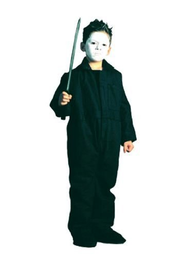 RG Costumes Coveralls Costume, Child Medium/Size 8-10