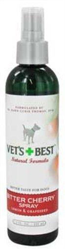Vet's Best Bitter Cherry Spray No Chew Dog Deterrent, 7.5 oz