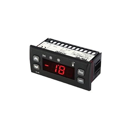 Termostato eliwell id400 230 V para sondas NTC – Out=1 (=1 Controlador