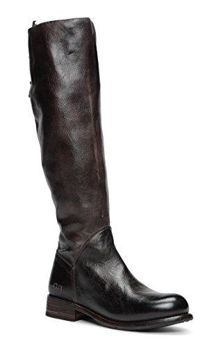Bed|Stu Women's Manchester Knee-High Leather Boot (6 B(M) US, Tiesta Di Moro Dip Dye) by Bed|Stu